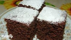 Isteni kakaós süti | Nosalty Hungarian Recipes, Hungarian Food, Eclairs, Cakes And More, Cake Recipes, Muffin, Food And Drink, Cooking Recipes, Sweets