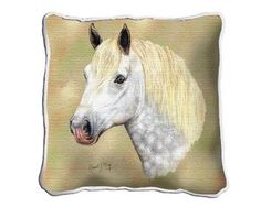 Percheron Pillow (Pillow)