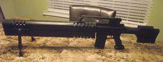 Project Titan Barrel Shroud on an AR-10