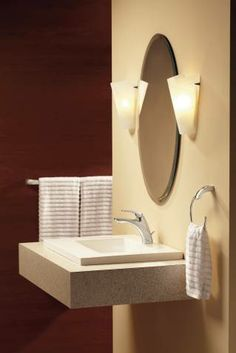 Charming Zarina Chrome One Handle High Arc Bathroom Faucet