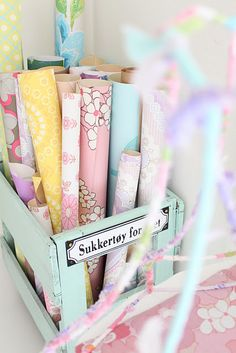 wrapping papers inspiration