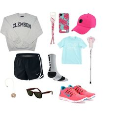 Casual day outside playing lacrosse Outfits 2014, Warm Outfits, Sporty Outfits, Athletic Outfits, Fall Winter Outfits, Summer Outfits, Cute Outfits, Comfy School Outfits, Lacrosse
