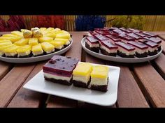 Prăjitură cu cremă de brânză și jeleu cu fructe de pădure/ jeleu de portocale - YouTube Romanian Desserts, Waffles, Cheesecake, Deserts, Ice Cream, Sweets, Breakfast, Food, Youtube