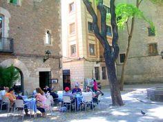 Plaza Felip Neri