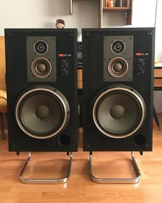 High End Audio Equipment For Sale Audiophile Speakers, Hifi Audio, Audio Speakers, Stereo Speakers, Tower Speakers, Speaker Stands, Hi Fi System, Audio System, Speaker System