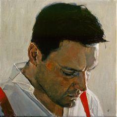 Self Portrait, by Scottish Artist ~ Iain Faulkner ~