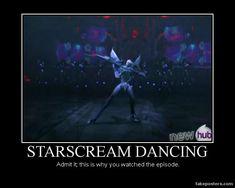 Image detail for -transformers prime patch starscream dancing by seekerarmada fan art ... So True