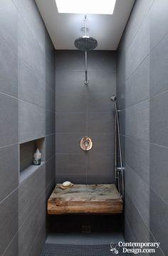 Image Result For Narrow Shower Room Ideas