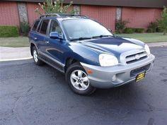 Cars for Sale: Used 2006 Hyundai Santa Fe in GLS, Tulsa OK: 74112 Details…