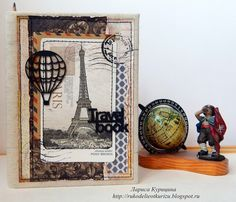 Craft Premier: Помощник Travel book. МК