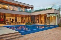 Exterior Villa Design Classic Ideas For 2019 Villa Design, Dream Home Design, Modern House Design, My Dream Home, Architecture Design, House Goals, House Front, Exterior Design, Future House