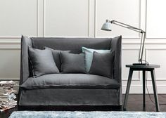 Ghost 18 Sofa by Paola Navone for Gervasoni