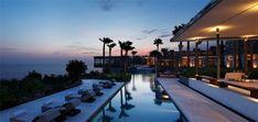 Alila Villa's Bali - Eco Luxury Pool. ideas, backyard, patio, diy, landscape, deck, party, garden, outdoor, house, swimming, water, beach. #luxuryvilla #luxurypools #outdoorpatio