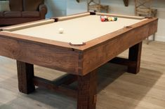 Hey, I found this really awesome Etsy listing at https://www.etsy.com/listing/160414518/one-of-a-kind-pool-table