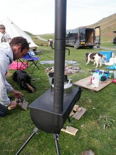Frontier Stove by The Outdoor Warehouse, via Flickr