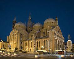 Basilica of Saint Anthony of Padua - Wikipedia, the free encyclopedia Padua, Italy