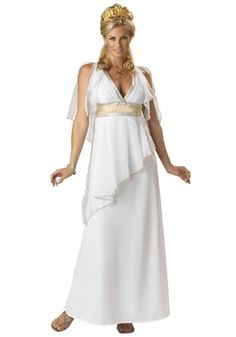 Greek Costume for Women - Choose from our extravagant collection of Greek Costume and Roman Costume. We have a variety of styles in toga costume for your n Greek Goddess Fancy Dress, Greek Goddess Costume, Godess Costume, Cleopatra Costume, Goddess Dress, Adult Costumes, Costumes For Women, Roman Costumes, Greek Costumes