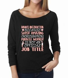 Dance Instructor Job Description Enchanting Belle 'watch Me Whip' Tank  C L O T H I N G  Dance Instructor .