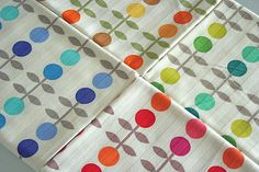 Japanese Fabric Design. nice...