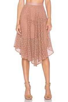 TIBI Midi Skirt.  tibi  cloth  skirt Vestidos 550324c9c38