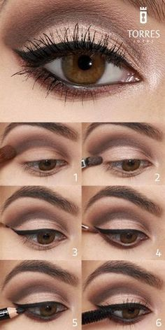 41 top rose gold makeup ideas that look like a goddess rose gold eyes ma ., 41 Top Rose Gold Makeup Ideas That Look Like a Goddess Rose Gold Eye Makeup . 41 Top Rose Gold Makeup Ideas That Look Like a Goddess Rose Gold Eye M. Eye Makeup Steps, Smokey Eye Makeup, Makeup For Brown Eyes, Eyeshadow Makeup, Face Makeup, Cream Eyeshadow, How To Makeup Eyes, Tips For Winged Eyeliner, Eyebrow Makeup