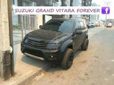Grand vitara off road