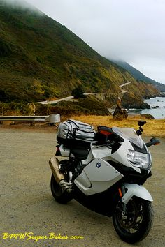 Shot by me, K1300S High Speed Trip, Pacific Coast Highway, CA.