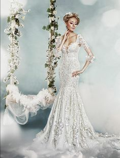 Dar Sara Marriage Gowns 2014   IKEA Design