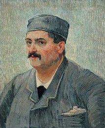 Van Gogh Museum - Portrait of Etienne-Lucien Martin
