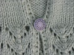 lace knitted cardi for baby free pattern
