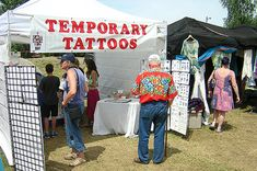 The Temporary Tattoo Fundraiser is a super Fun Idea for Schools, Churches, and any other community group. It's also pretty simple to run! Take a look...  http://www.rewarding-fundraising-ideas.com/temporary-tattoo-fundraiser.html  (Photo by RunRun / Flickr.com)