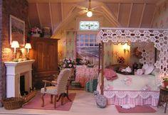 Susan Farnik's B bedroom