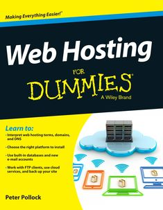 Using Your Web Hosts Full Potential: Web Hosting For Dummies -- Great article at Blogging Basics 101 with tips about features your host offers (that you may not know about).