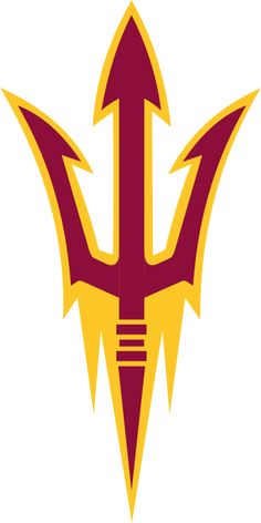 Arizona State Sun Devils Football Team logo