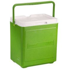 Coleman 20-Can Party Stacker Cooler, Green