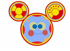mickey mouse clubhouse toodles clipart - Google Search