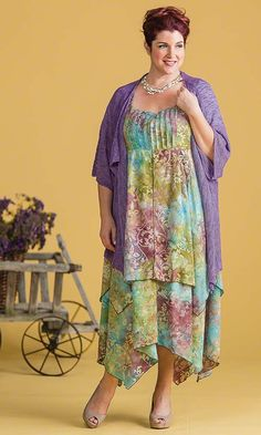 Constance Duster / MiB Plus Size Fashion for Women / Spring Fashion http://www.makingitbig.com/product/3964