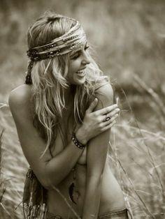 hippy style- love it