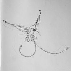 Tattoo – Hummingbird | Welcome to my world
