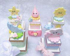 Baby Party, Alice, Carla Santos, Biscuits, Favors, Clay, Samara, Sunshine, Girl 1st Birthdays