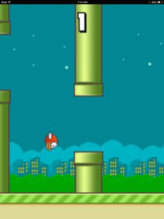 More flappy bird gameplay  Play at  flappy.org