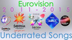 Eurovision 2011-2015 | Top 5 Most Underrated Songs Each Year