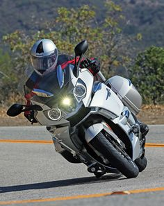 2014 BMW K 1600 GTL Exclusive Road Test | Rider Magazine