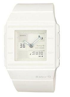 2bd658fd705b Women s Wrist Watches - BabyG White Collection White AnaDigi Dial Womens  Watch BGA2007E    Read