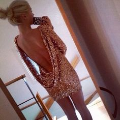 backless glam
