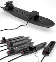 Cool Extension Cords and Creative Powerstrips (15) 7