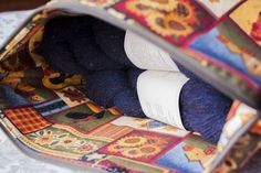 Brooklyn Tweed Loft for the Natsumi Sweater in a RGOriginals project bag