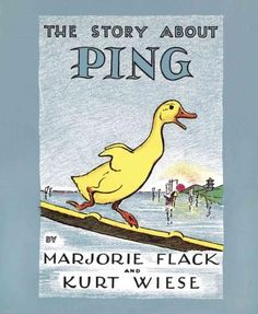 Since 1933, The Story About Ping has captivated generations of readers, but never before has it been available in a mass-market paperback format. No one can deny the appeal of the book's hero, Ping, t