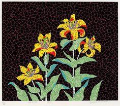 Yayoi Kusama, Flowers (Abe Publishing 83)