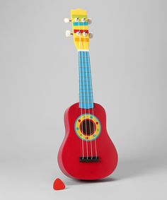 Great gifts for kids: Color stripe Ukelele